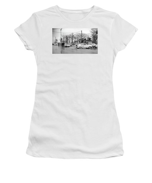 Accident 1 Women's T-Shirt (Junior Cut) by Paul Seymour