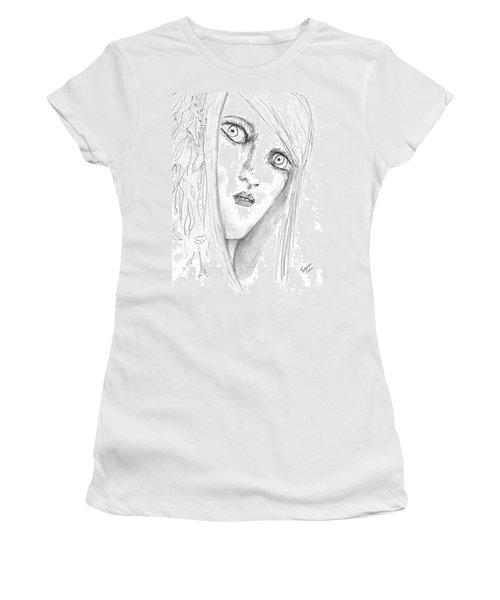 Adal Women's T-Shirt (Junior Cut) by Dan Twyman