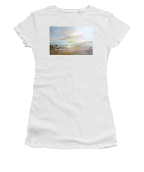 After The Storm Women's T-Shirt (Junior Cut) by Dina Dargo