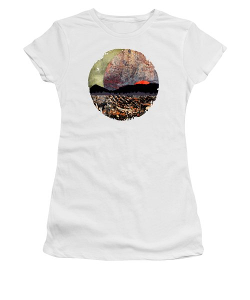 Afternoon Glow Women's T-Shirt