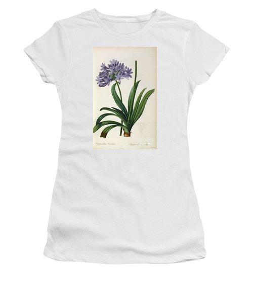 Agapanthus Umbrellatus Women's T-Shirt
