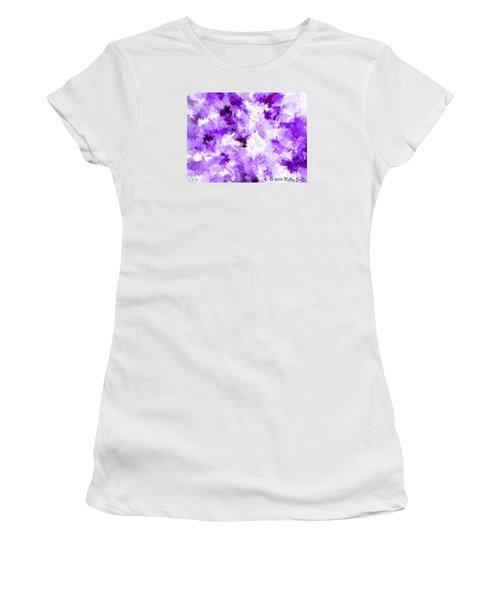 Ain't Sweating The Little Things Women's T-Shirt (Junior Cut)