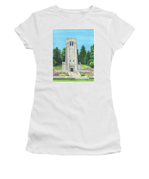 Aisne-marne American Cemetery Women's T-Shirt (Athletic Fit)