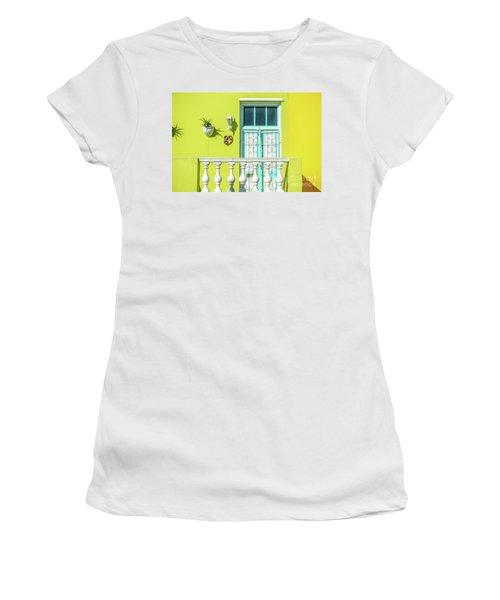 Al You Can Paint Women's T-Shirt (Junior Cut) by Juergen Klust