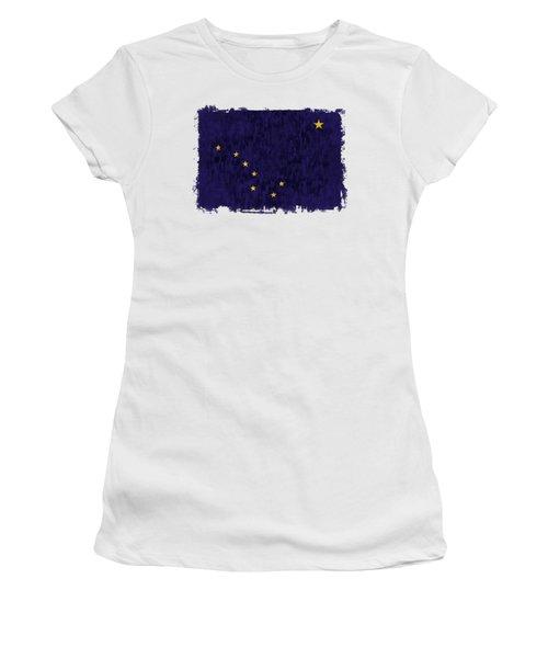 Alaska Flag Women's T-Shirt