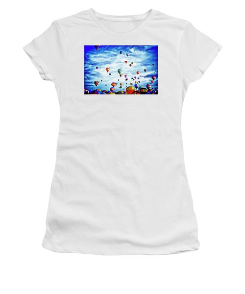 Albuquerque Blues Women's T-Shirt
