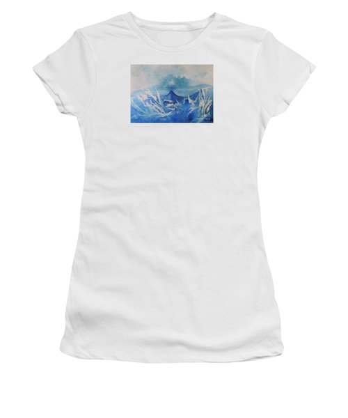 All Is Whale Women's T-Shirt (Athletic Fit)