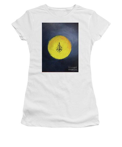 Allah-3 Women's T-Shirt