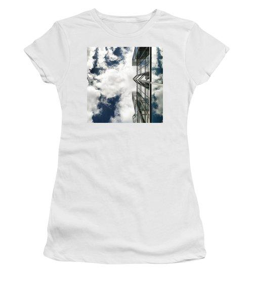 Urban Cloudscape Women's T-Shirt