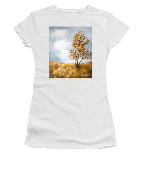 Alone Women's T-Shirt