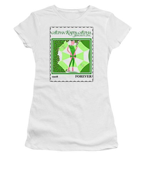 Alpha Kappa Alpha Women's T-Shirt