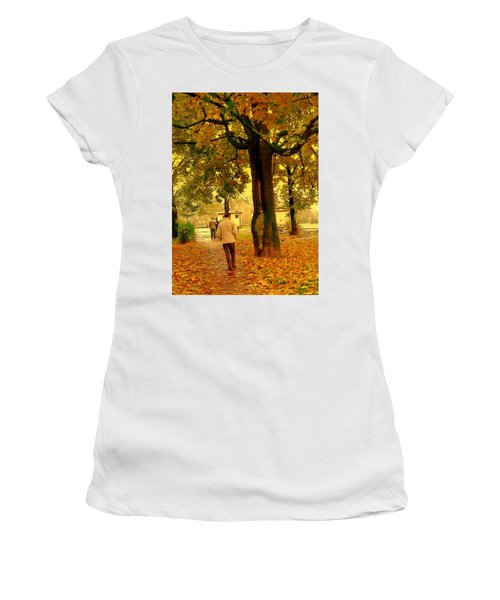 Already Autumn Women's T-Shirt (Athletic Fit)
