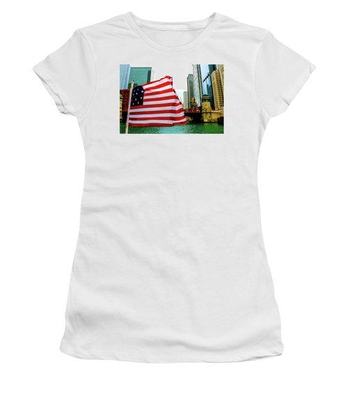 American Chi Women's T-Shirt