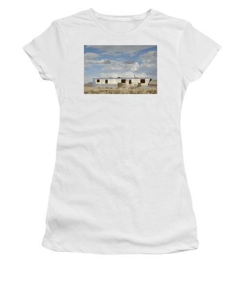 American Home Women's T-Shirt (Athletic Fit)