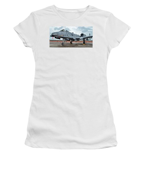 Amy's Jet 6800 Women's T-Shirt