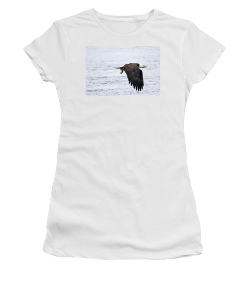 An Eagles Catch 11 Women's T-Shirt (Athletic Fit)