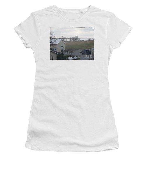 An Evening Game Women's T-Shirt