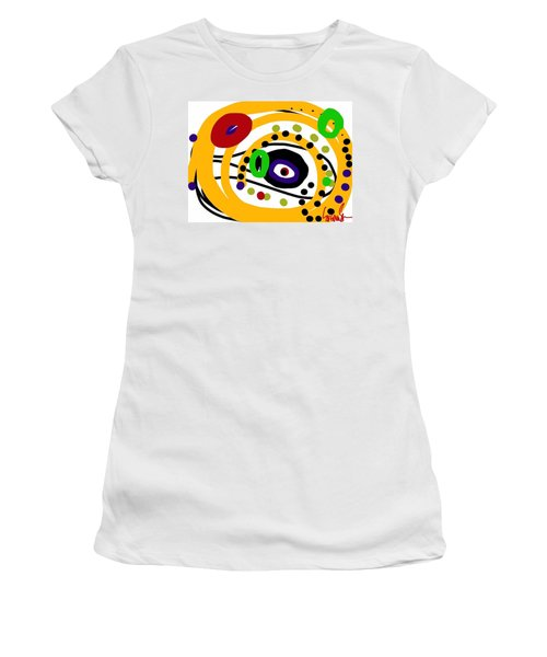 An Eye On You Women's T-Shirt (Athletic Fit)