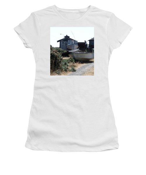 An Island Memory Women's T-Shirt