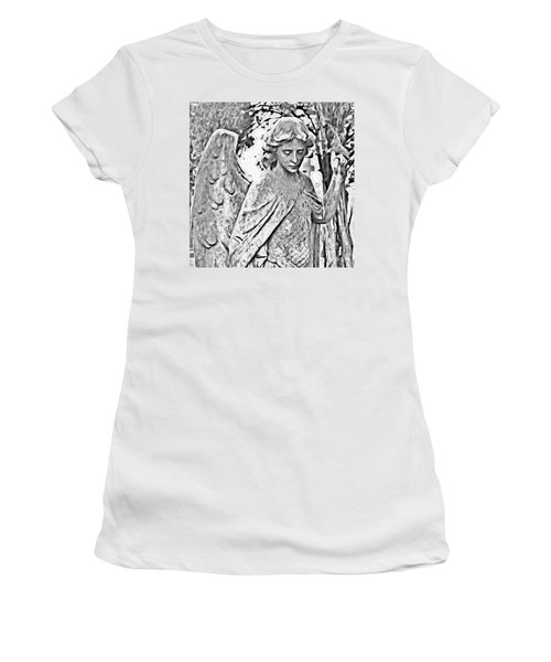 Angel Altered Women's T-Shirt (Athletic Fit)