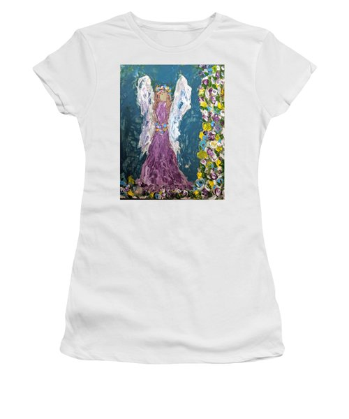 Angel Diva Women's T-Shirt