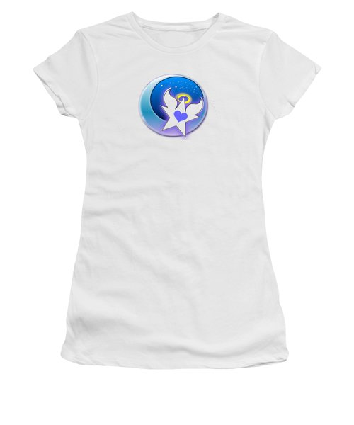 Angel Star Icon Women's T-Shirt (Athletic Fit)