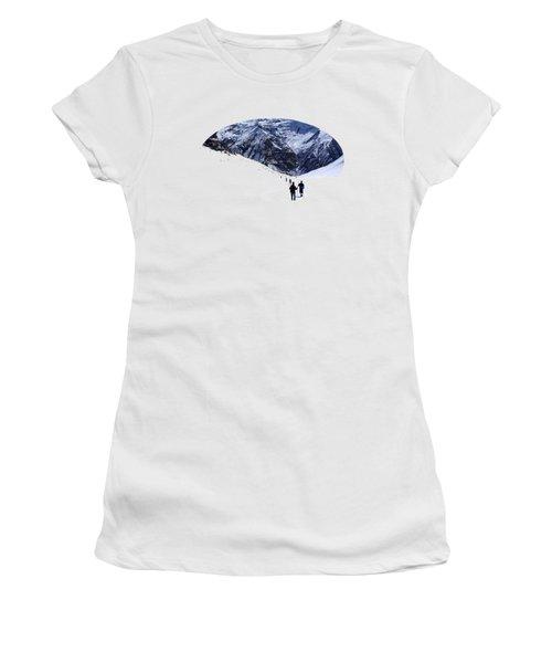 Annapurna Sanctuary Women's T-Shirt (Junior Cut)