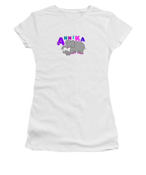Annika Tshirt Size 1 Women's T-Shirt