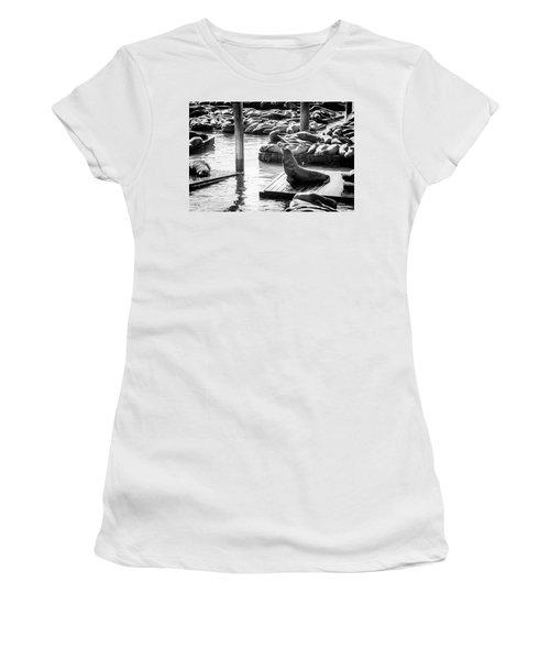 Announcement Women's T-Shirt