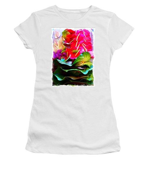 Anthurium  Women's T-Shirt