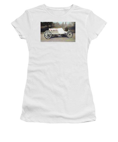 Antique Fiat Racer Dop Women's T-Shirt