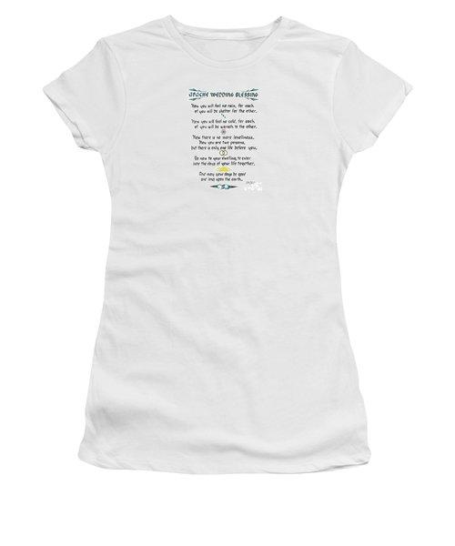 Apache Wedding Blessing Women's T-Shirt