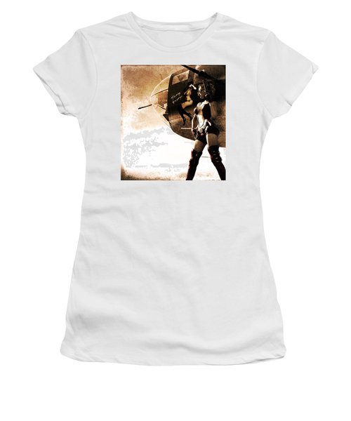 Apocalypse War 1 Women's T-Shirt