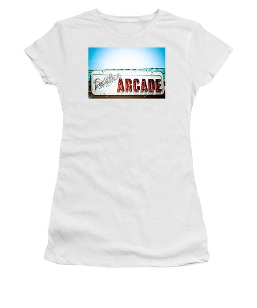 Arcade Women's T-Shirt