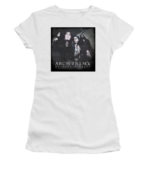 Arch Enemy Women's T-Shirt (Athletic Fit)