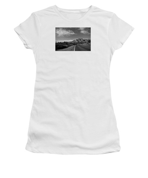 Arches Road Women's T-Shirt