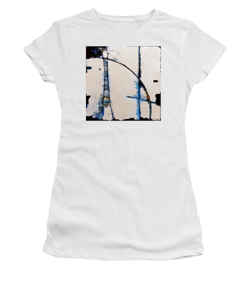 Arches To The Clouds Women's T-Shirt (Junior Cut) by Gallery Messina