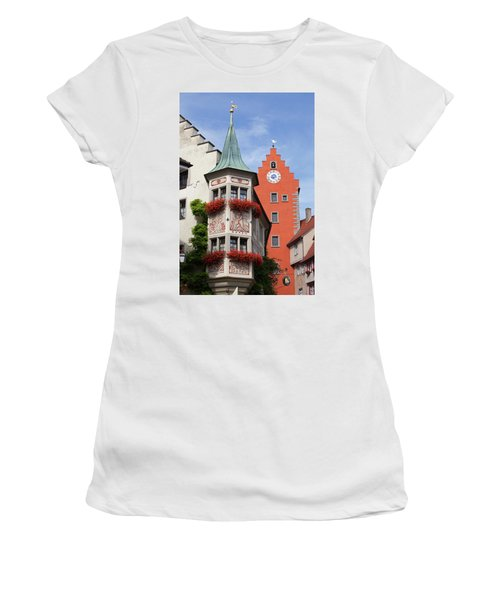 Architectural Details In Old City Women's T-Shirt