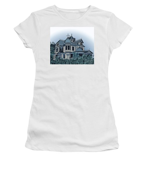 Aristocrat 2 Women's T-Shirt (Junior Cut) by Megan Dirsa-DuBois