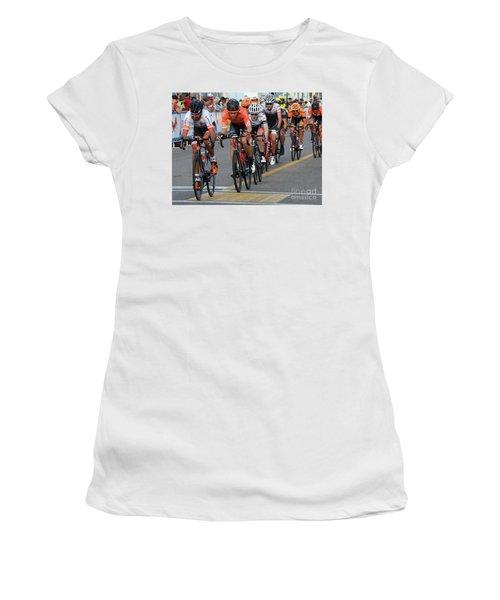 Art Of The Athlete 10 Women's T-Shirt
