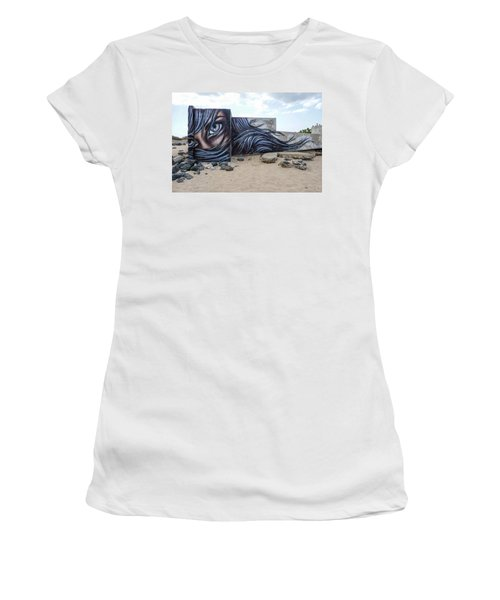 Art Or Graffiti Women's T-Shirt