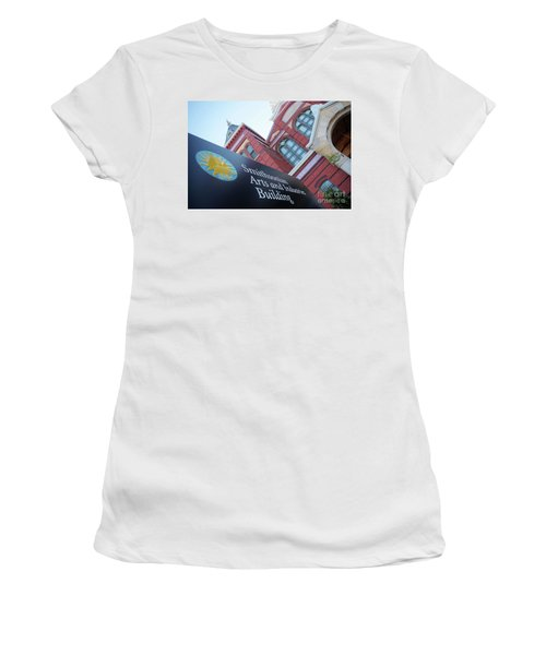 Arts And Industry Museum  Women's T-Shirt (Athletic Fit)