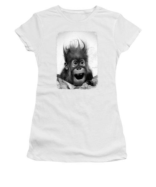 Don't Panic Women's T-Shirt