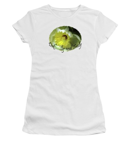 Daffodilly  Women's T-Shirt