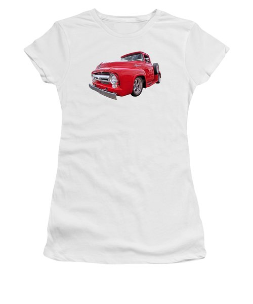 Red F-100 Women's T-Shirt