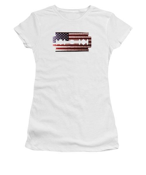 American Razor Women's T-Shirt (Athletic Fit)