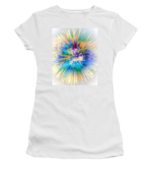 Coloratura Soprano Women's T-Shirt (Junior Cut) by Moustafa Al Hatter