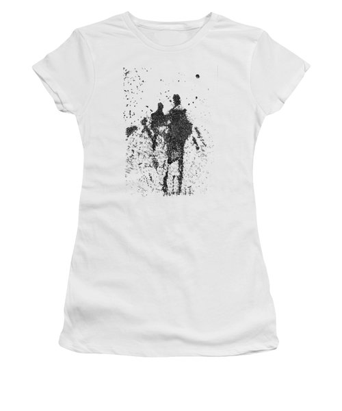 Unmeaning Stains On The Road  10. 2015 Women's T-Shirt