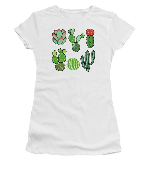 Cacti Women's T-Shirt