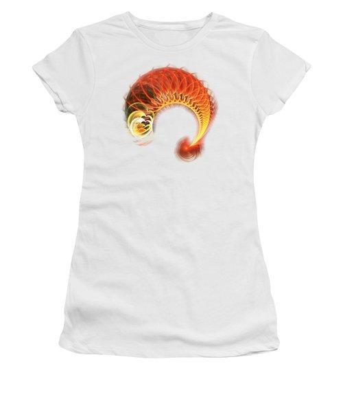 Heart Wave Women's T-Shirt
